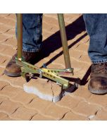 PAVERPULLER used in unsanded application