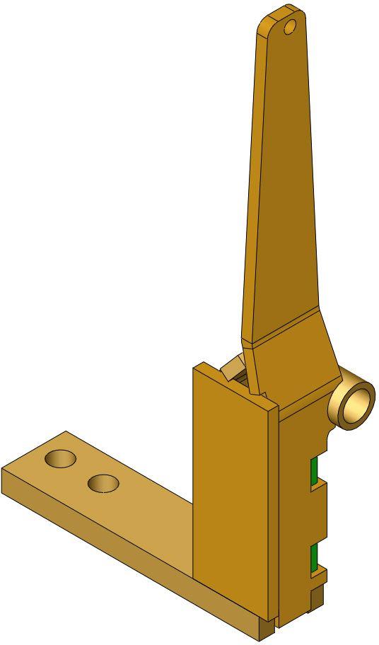 VTK swing lever
