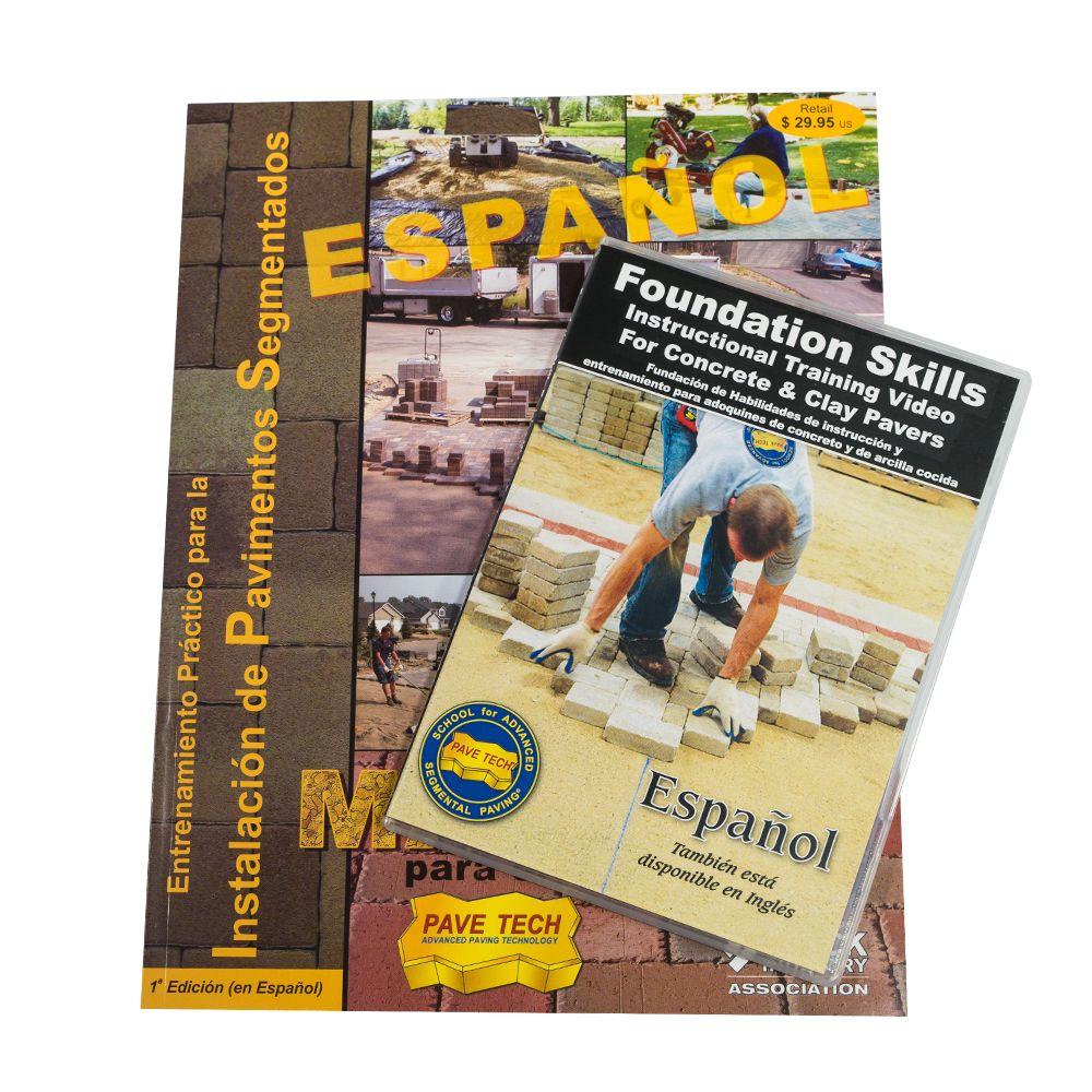 Foundation Skills Spanish DVD/Manual Combo