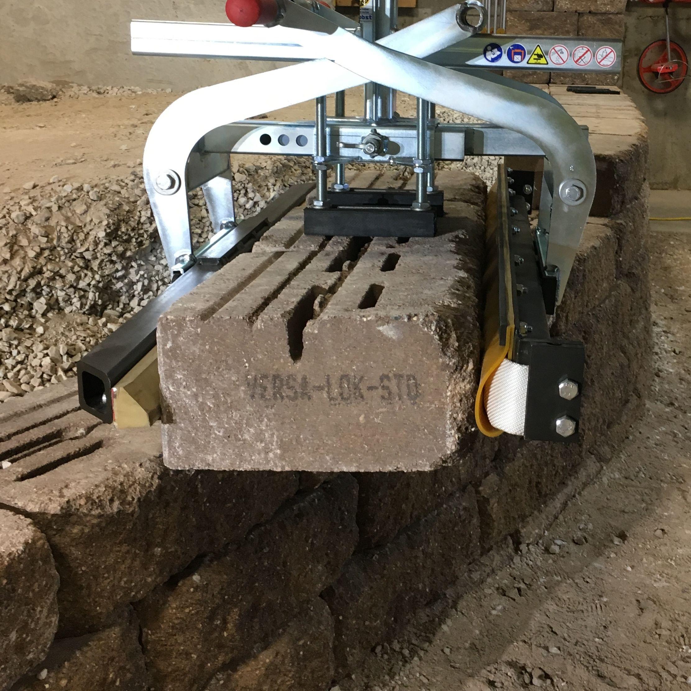 F<span>AST</span>Grab TSZ-UNI Retaining Wall Gripper Set
