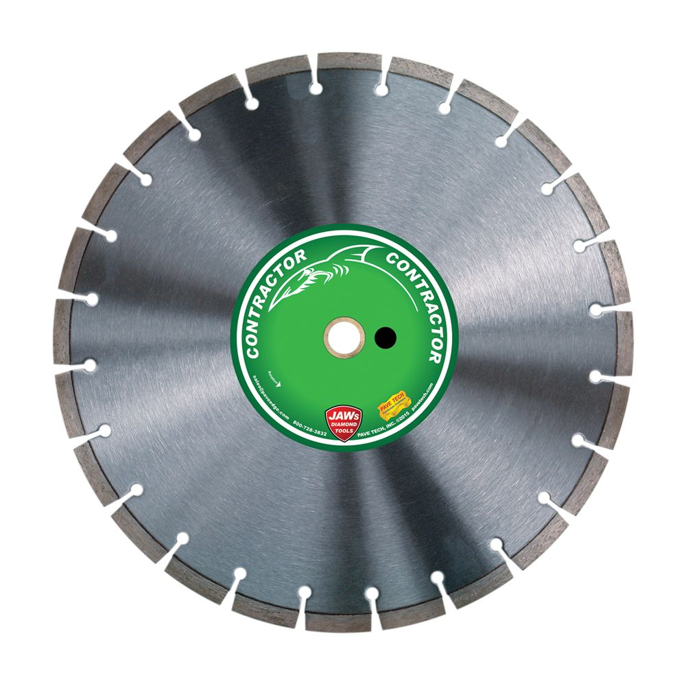 JAWS Contractor Diamond Blades-14