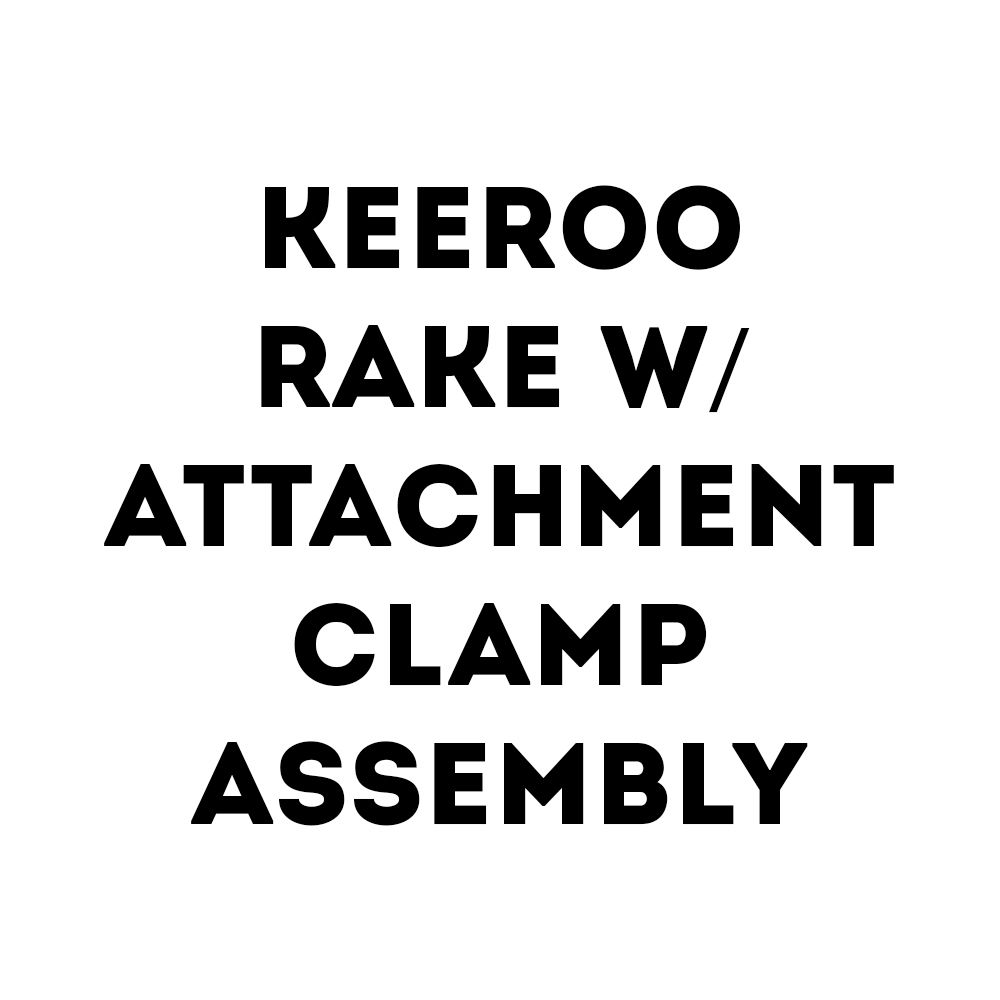K<span>EE</span>ROO Rake attachment
