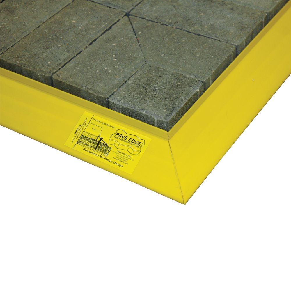 PAVE EDGE Hi-Viz 7 Foot Section - Single 7-foot Section