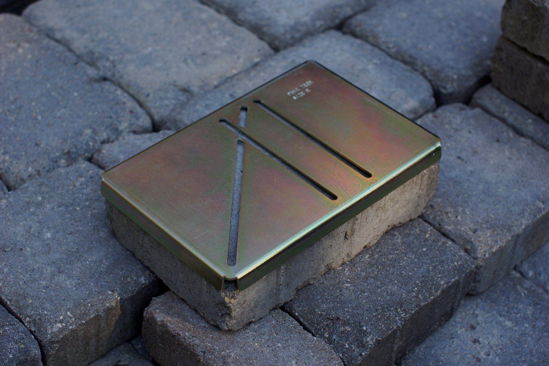 6 x 9 x 45 TemplateMARKER-H 6.18 x 9.33 in (157 x 237 mm)