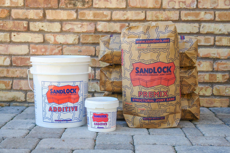 S<span>AND</span>LOCK - 55 lb Bag