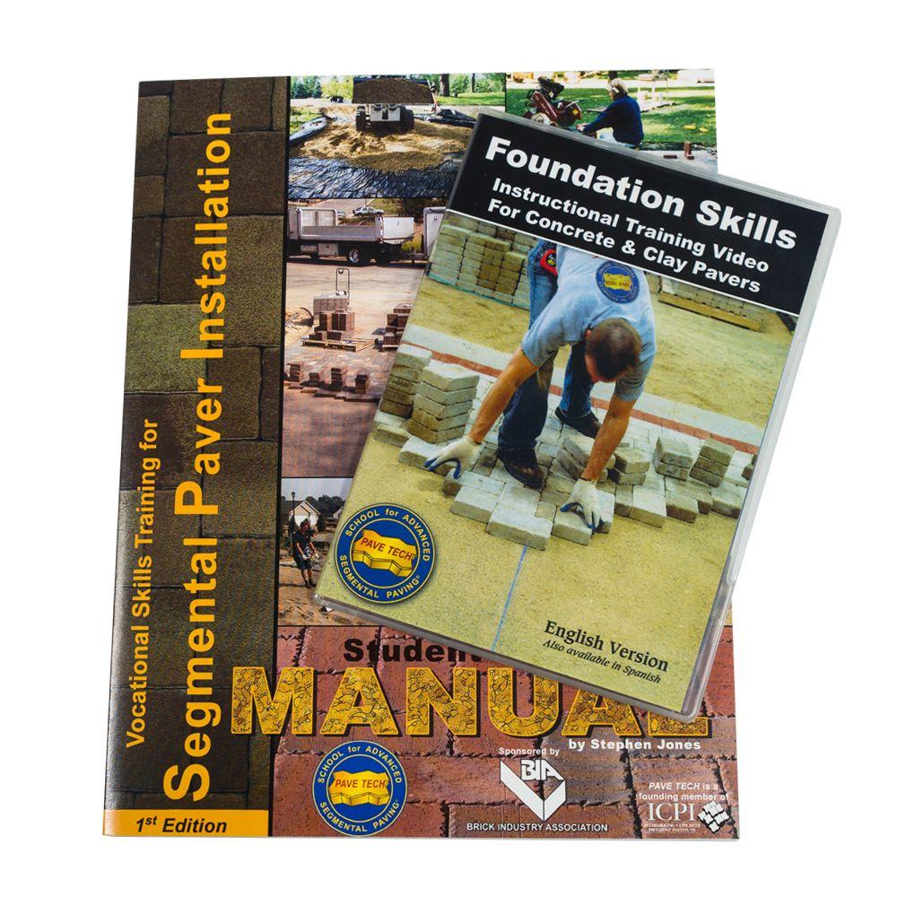 Foundation Skills English DVD/Manual Combo