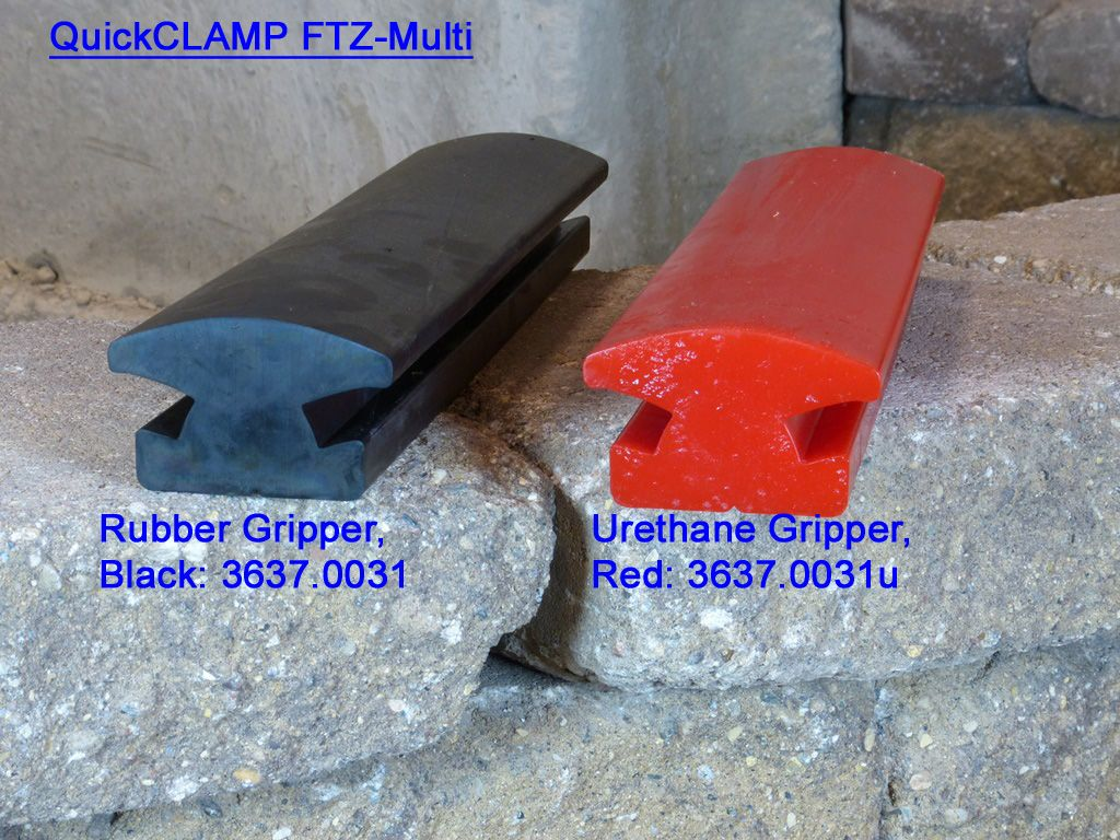 Q<span>UICK</span>CLAMP FTZ MULTI Urethane Gripper