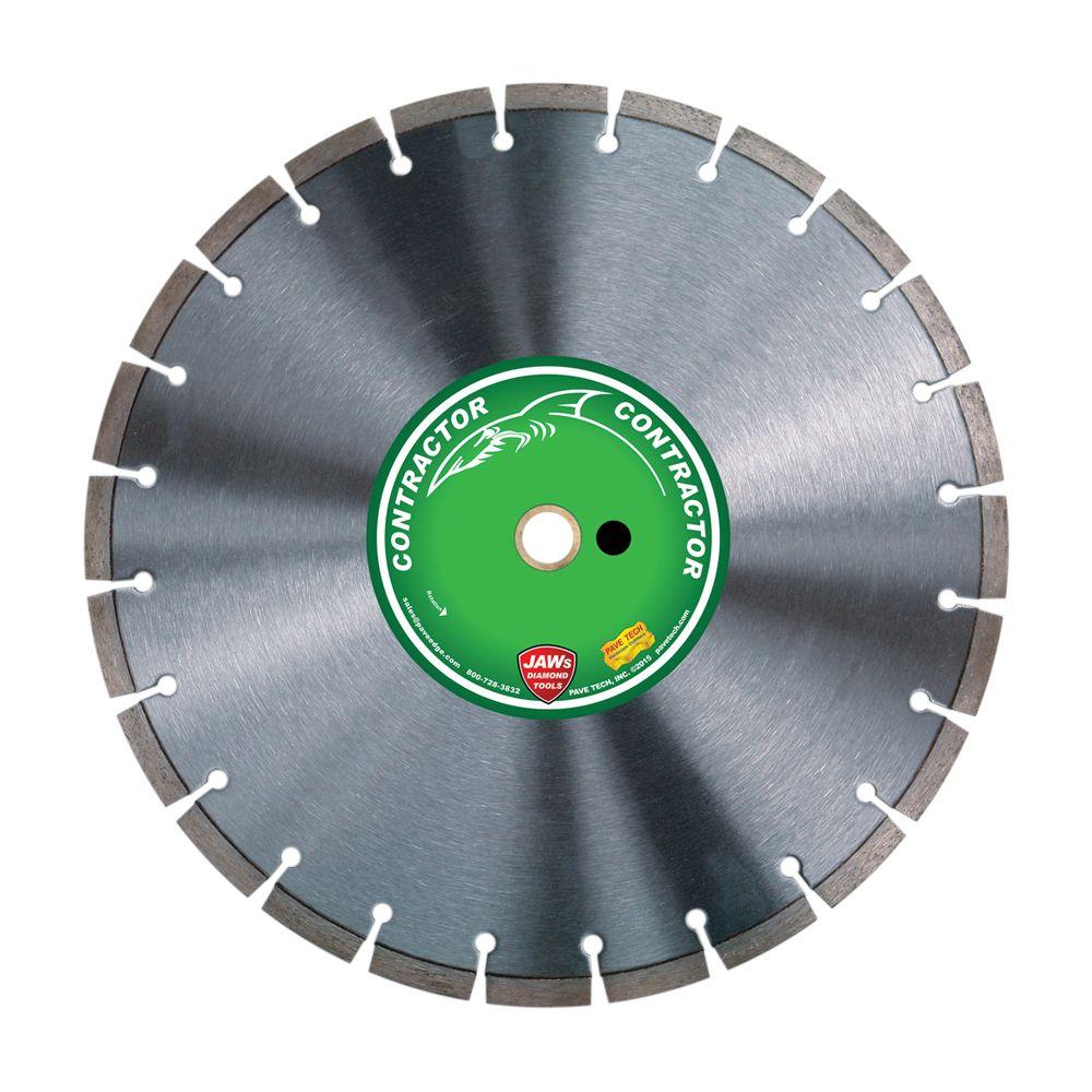 JAWS Contractor Diamond Blades-14