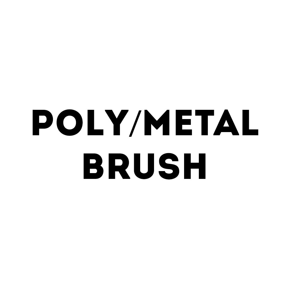P<span>AVER</span>SWEEP Brush Ring Poly/Wire