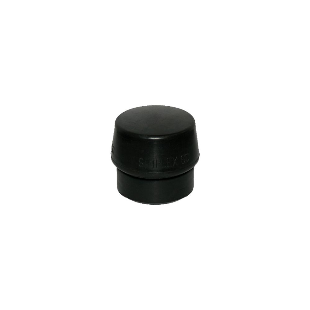 Wall Mallet Replacement Head 80mm Black