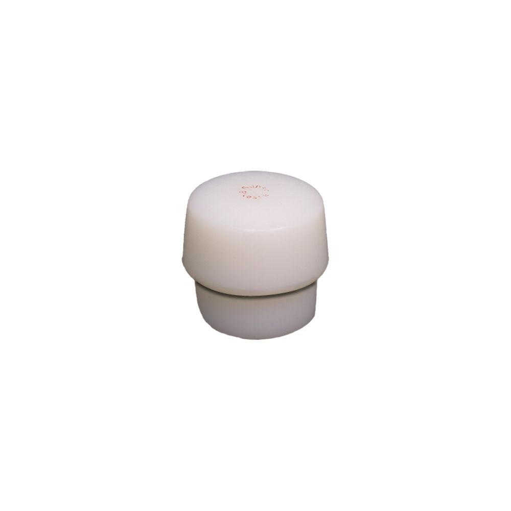 Wall mallet Replacement Head 80mm White