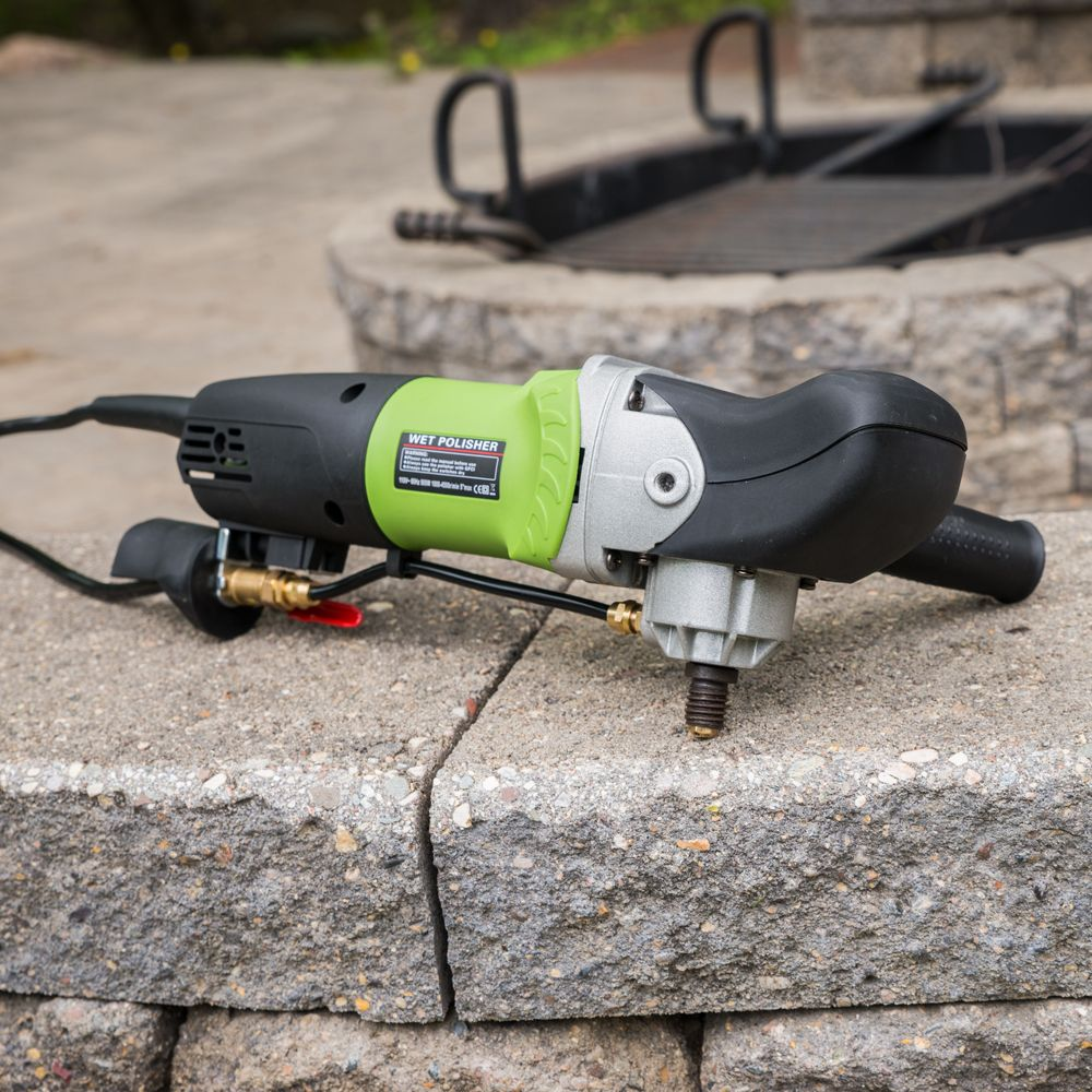 Wet Polishing Angle Grinder