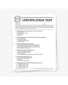 Foundation Skills Certification Test