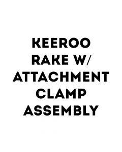 KEEROO Rake attachment