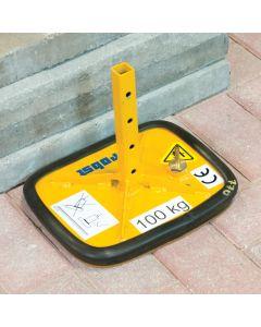 VPH 12v 220 lb (100 kg) Suction Plate