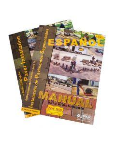 Vocational Manual Combo English & Spanish