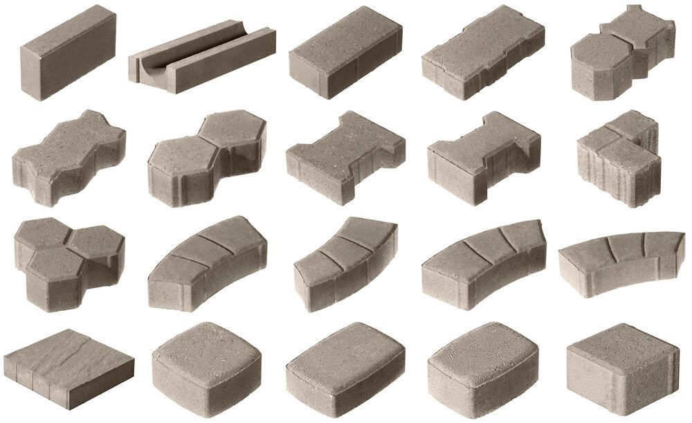 Paver Shapes